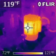 Thermographic HVAC Inspection